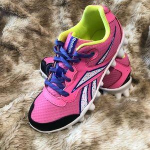 NWT Girl's Reebok running shoes
